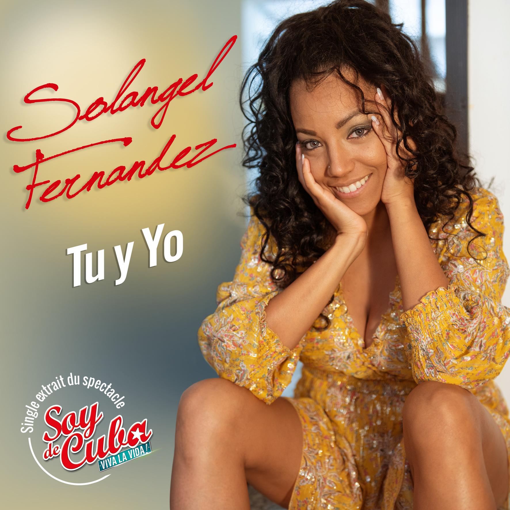 SOLANGEL FERNANDEZ  SOY DE CUBA sur Radio latina